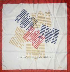 Saldarini брендовый платок . 100 оригинал Размер 7677 см. Италия.