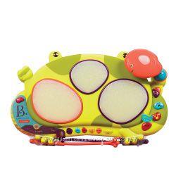 Музыкальная игрушка  КВАКВАФОН свет, звук