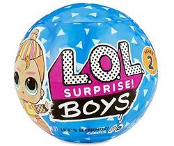LOL Surprise Boys оригинал Мальчики лол MGA