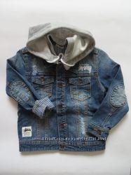 Джинсовая куртка на мальчика 5 моделей
