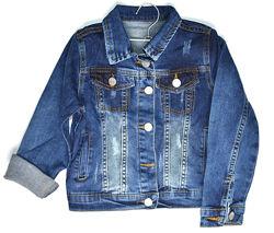 Джинсовая куртка Agile