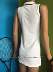 Футболка поло тенниска Wimbledon на девочку 8-10 лет