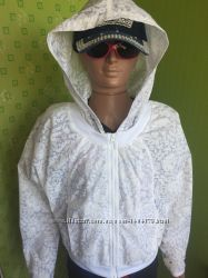 Спортивная куртка ветровка для тенниса Аdidas by Stella McCartney