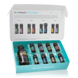 Набор для ароматерапевтического массажа чистые эфирные масла doTERRA США