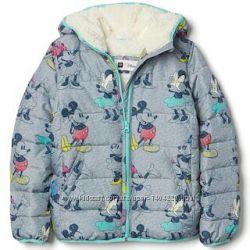 Зимняя куртка для девочек Gap