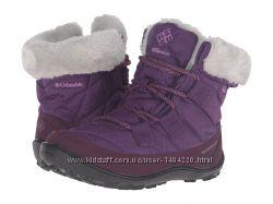 Зимняя обувь для девочек Columbia
