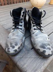 Ботинки кожаные демисезонные Prince Oliver, 42 р.