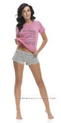 Пижама футболка и шортики