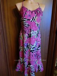 Kaleidoscope яркий сарафан 48 размер платье 48 р платье 42 р
