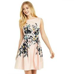 Oasis платье 46 размер с цветочным принтом сукня 46 р плаття 46 р
