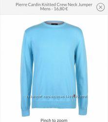 Новый мужской свитер Pierre Cardin размер М оригинал