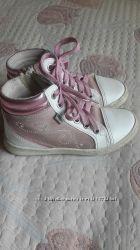 Ботинки, кеды для девочки Stups, размер 29, стелька 18 см.