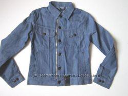 Джинсовый пиджак -  Lee