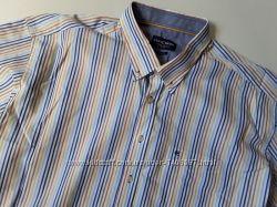 Хлопковая рубашка шведка