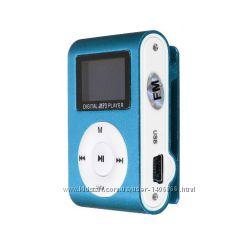 MP3 плеер с экраномрадио