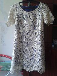 Платье нарядное шикарное новое р. 42-44