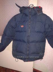 Пуховик куртка р. 150