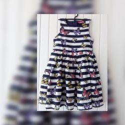 красивое платье для девочки 3-4года, р. 104