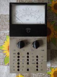 Ампервольтомметр Ц20 1976г