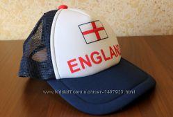 Мужская бейсболка England р. универсальный Ochsner Sport Германия