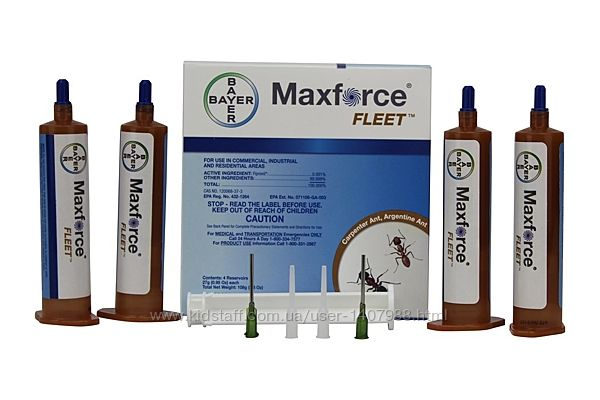 Maxforce FLEET Ant Gel средство от муравьев