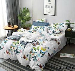 Описание Комплект постельного белья, сатин