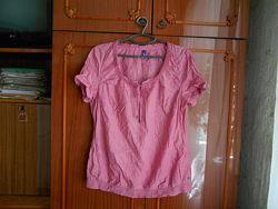 Cecil -l/xl- фирменная очень нежная и невесомая блуза