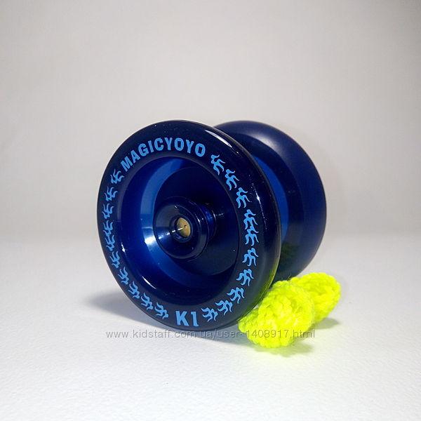 Йо-йо Yo-Yo MagicYoyo K1 цвет - темно-синий
