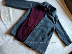 Стильное деми пальто марки Marks&Spencer