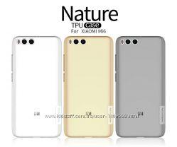 Чехол Nillkin Nature для LG G6 Xiaomi Mi6 Mi5s Redmi 4 Redmi Note 4.