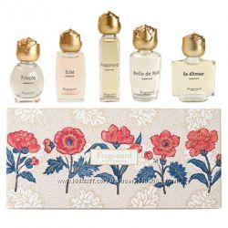 Fragonard нишевая парфюмерия подарочные наборы