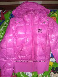 Зимняя спортивная куртка