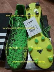 Футбольные бутсы Adidas Predator LZ TRX FG Q21663 профессиональные оригинал