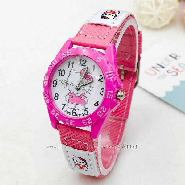 Детские наручные часы для девочки Hello Kitty