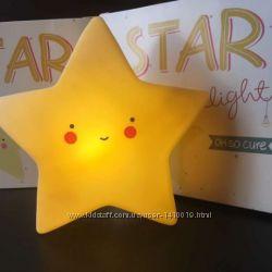 Ночник звезда, светильник звездочка, star light в коробке