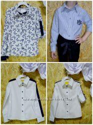 Рубашки для девочек, размеры 128-164