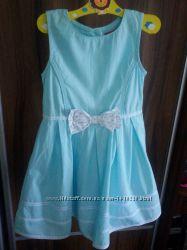 Нарядное летние платье