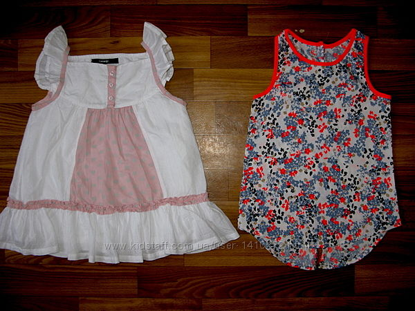 футболки, блуза и майки девочке на 3-6 лет ч 1