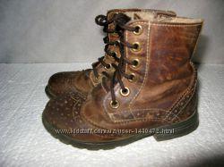 ботиночки для девочки 4 пары размеры 24-28