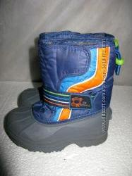 зимние сапожки ботинки мальчику