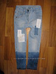 джинсы  девочке
