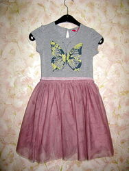 платья девочке на 2-7 лет ч 2