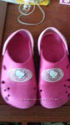 Кроксы   Hello Kitty