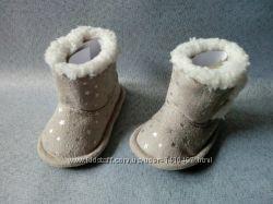 Пинетки Zara Next сапожки туфельки
