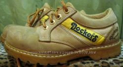 Туфли на мальчика Dockers размер 38