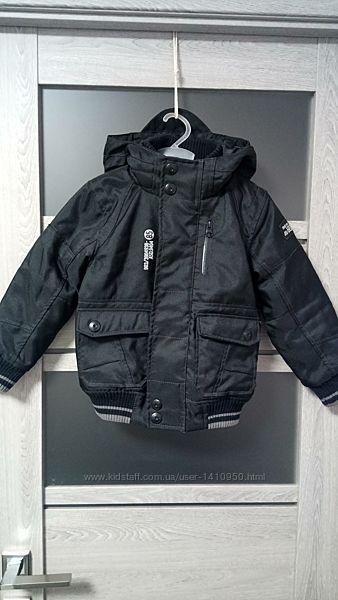 Демисезонная куртка с пропиткой р. 4 года, 104 см. , от Next