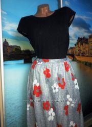 Акция юбка сподница спідниця 46-48 р л-хл 10-12 р 76e5e100e5db0