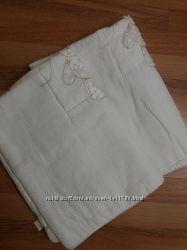 Одеяло белое хлопковое, 2шт