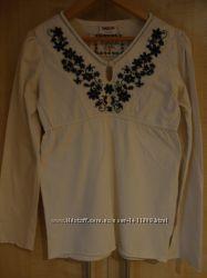 d68298f769c Красивая блузка с вышивкой.