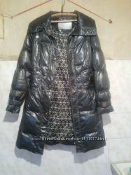 Куртка зимняя теплая на пуху